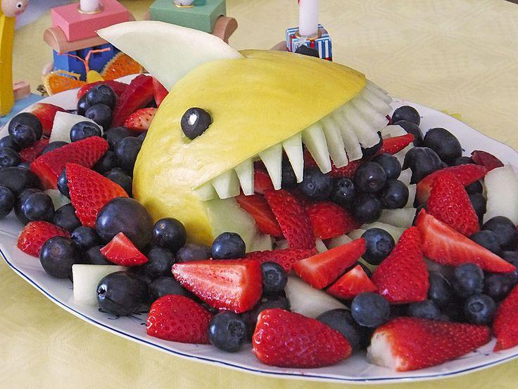 Melonen-Hai (Rezept mit Bild) von moosmutzel311   Chefkoch.de