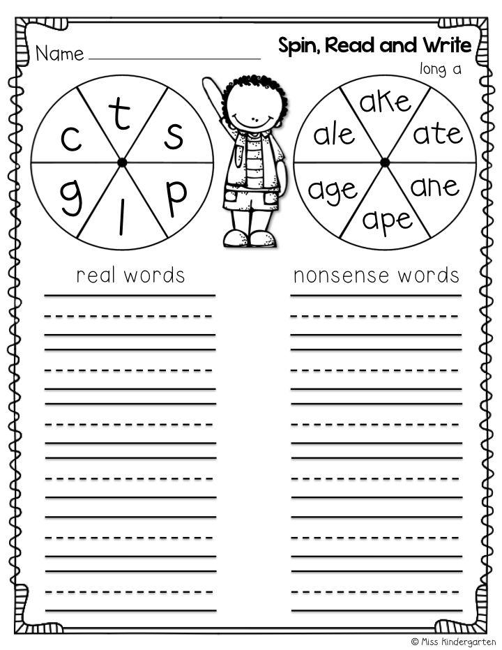 910c33203e41e648a0db47b9fbae3444  kindergarten reading magic e kindergarten - E Words For Kindergarten