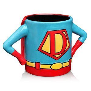 Superhero Dad Mug | ThinkGeek
