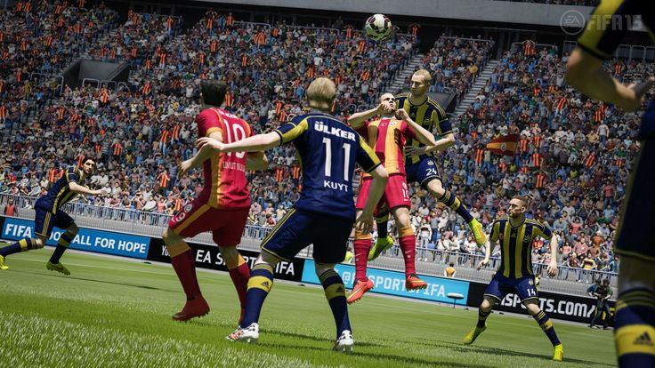 FIFA 15 PS4 Screenshot Wallpaperzzcs
