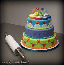 taart knutselen van piepschuim - Google zoeken