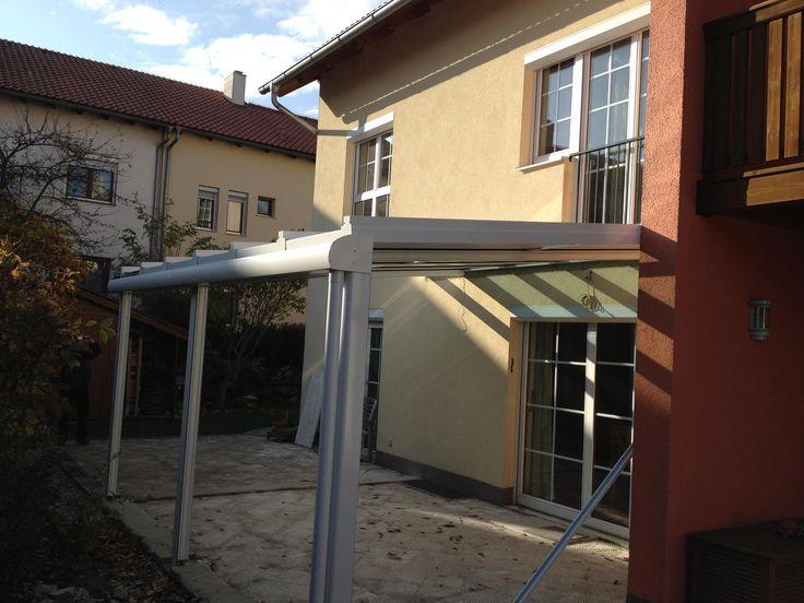 Die besten 25+ Terrassenüberdachung aluminium Ideen auf Pinterest - mediterrane terrassenberdachung