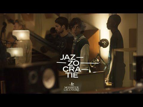 Monsieur Lacenaire - Jazzocratie recording session - YouTube