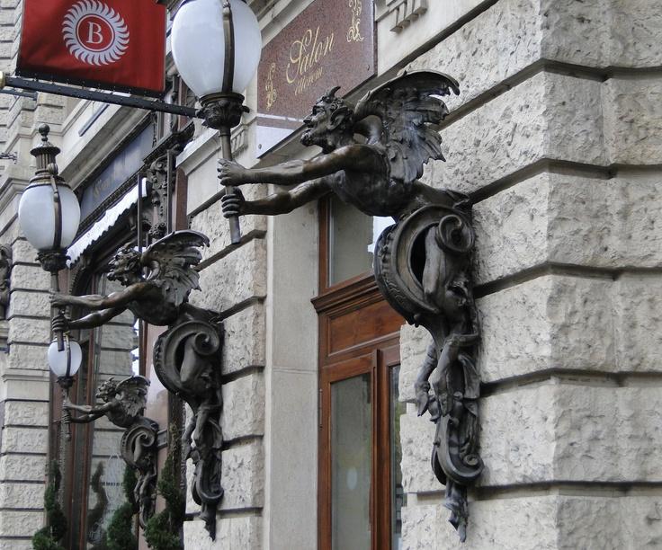 Hotel Boscolo , Budapest