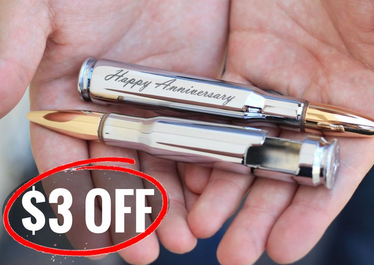 """Chrome Breacher $3 OFF!  """"Excellent quality and look! Purchased for father-in-law who is an avid hunter and beer brewer. His face lit up with excitement when he unwrapped it and saw his name on the bullet"""" #VeteranOwned #VeteranOperated #BottleBreacher #BreacherUp #MadeintheUSA #GivingBack"""
