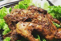 Cara Memasak Bakakak Ayam Kampung Gurih
