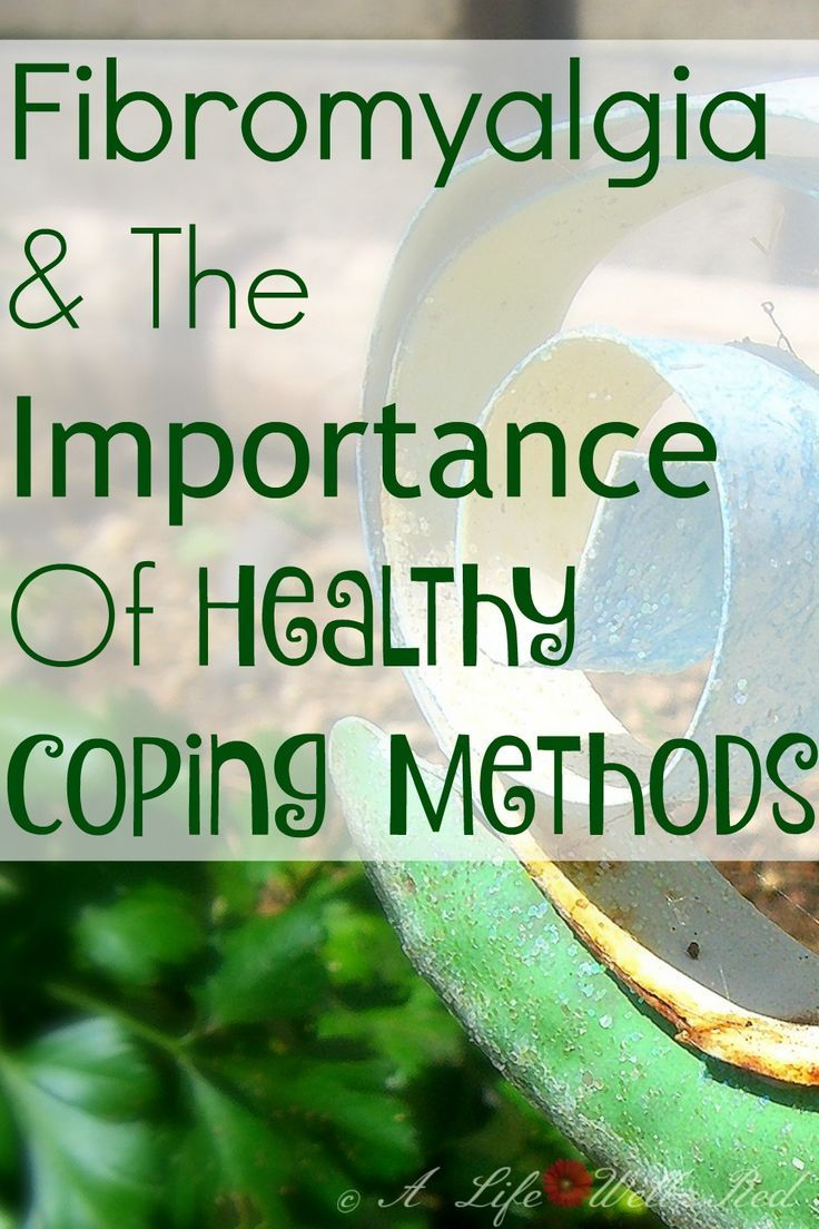 Colour therapy for fibromyalgia - Fibromyalgia And The Importance Of Healthy Coping Methods
