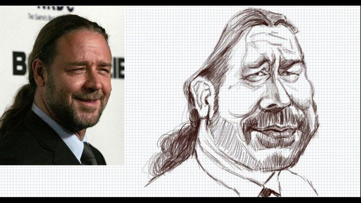Dibujo Artistico 11 -La caricatura.