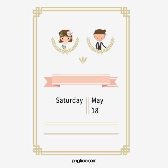 เช ญเข าร วมงานแต งงานของเจ าสาวและเจ าบ าวเวกเตอร งานแต งงาน เช ญงานแต งงาน การ ดเช ญภาพ Png และ Psd สำหร บดาวน โหลดฟร In 2020 Wedding Invitation Vector Wedding Invitations Wedding Clipart