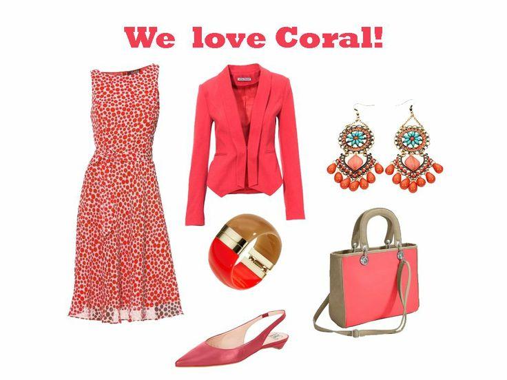 WE LOVE CORAL!