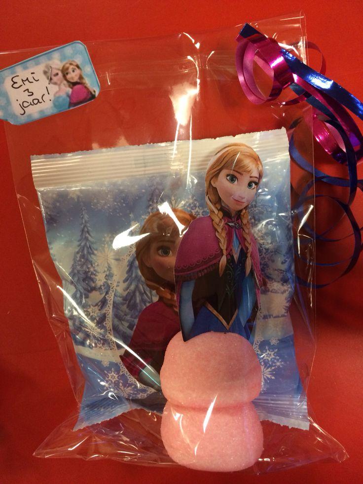 Frozen traktatie Anna