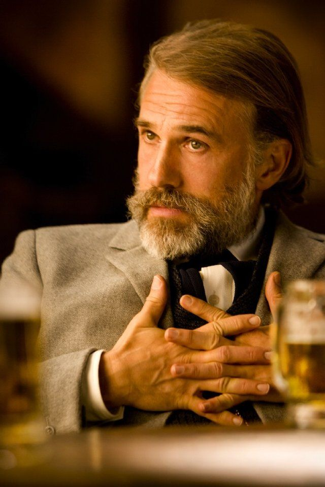 "Christoph Waltz in ""Django Unchained"""