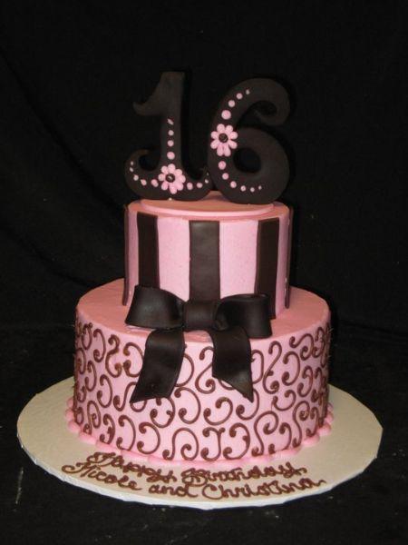 teen girl birthday cakes | Teen's Birthday Cakes