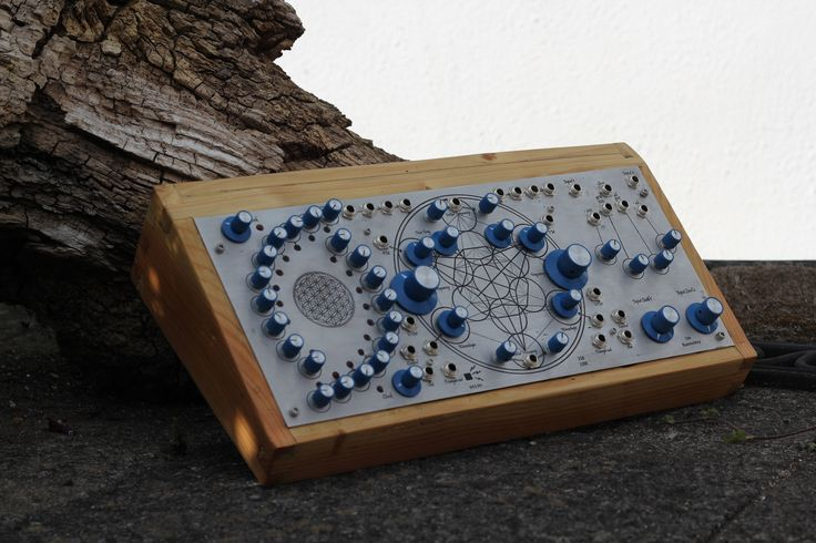 Modular Synth by Box Emissions Systems