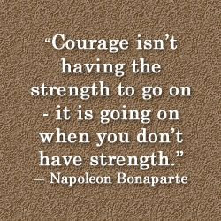 Some of the Best Quotes about Strength