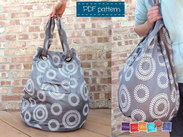 free bag patterns to download pdf