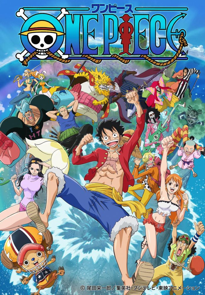 Imagen oficial del arco de Zou de One Piece y diseños para el arco de Silver Mine.
