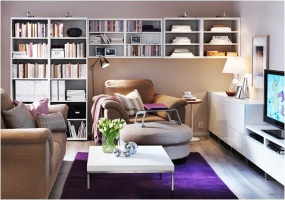 IKEA BESTA: Oturma odanızı canlandırmak elinizde!