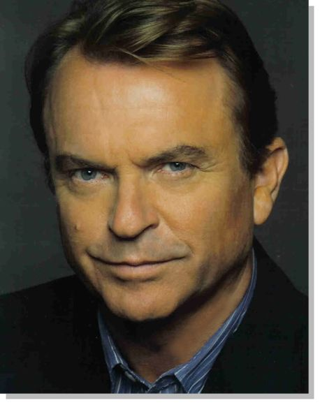 If you've seen Jurassic Park, then you've seen Sam Neill before. He's my…