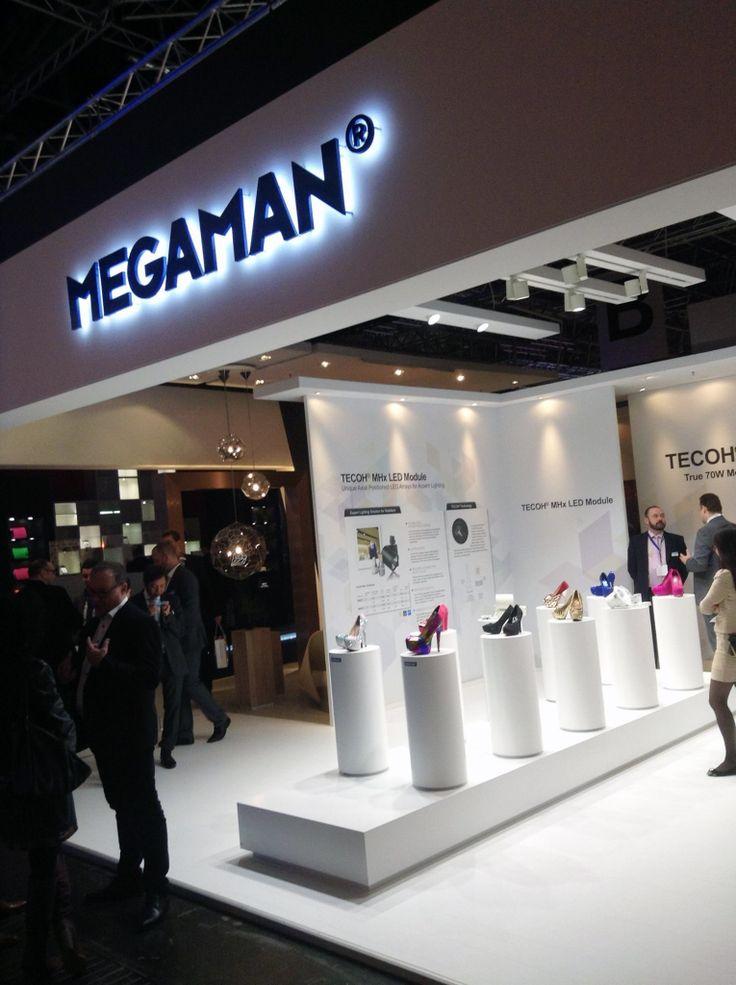 Megaman led lamps