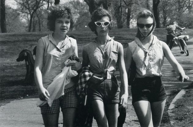 Age of Adolescence (Lincoln Park), 1960, Chicago. Joseph Sterling