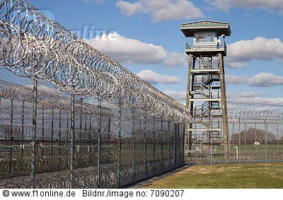 barb wire watch tower - Google Search