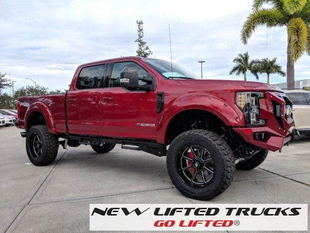 Lifted Trucks New Lifted 2019 Ford F250 Lariat Diesel Rocky Ridge Mad Rock Ford F250 Lifted Ford Trucks 2019 Ford