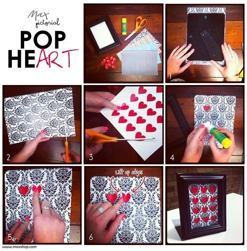 Max Pictorial... Pop Heart www.maxshop.com
