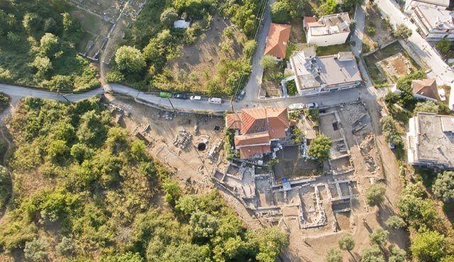 Thassos Excavation Wins Archaeology Award.
