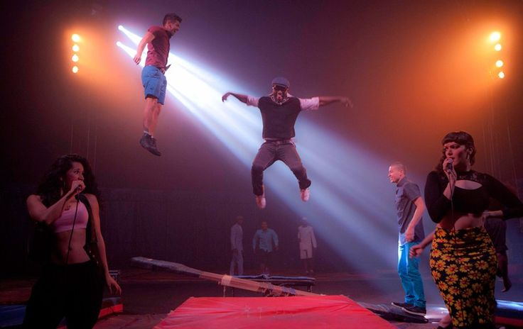 Great Yarmouth is set for a day of spectacular South American circus this week (Saturday 15 July). SeaChange Arts, the organisation behind the Out There Festival, stage Life's a Beach, an all-day Latin street party, in what they hope will become another significant annual event for the town.