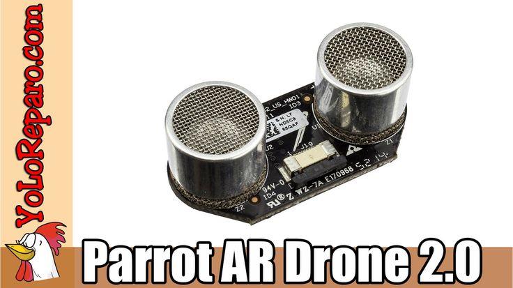 awesome Guía del Parrot AR Drone 2.0: Cambiar placa de navegación Check more at http://gadgetsnetworks.com/guia-del-parrot-ar-drone-2-0-cambiar-placa-de-navegacion/