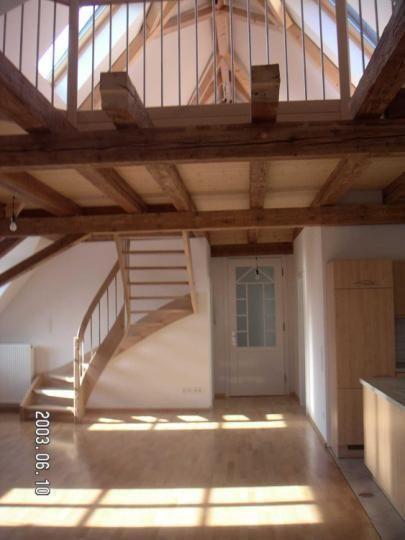 #Lahr // Exklusive Maisonette Wohnung Mit Traumblick Und Sonnigem Dachbalkon