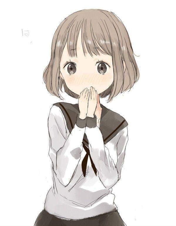 anime girl shy anime girls pinterest anime anime people and drawings