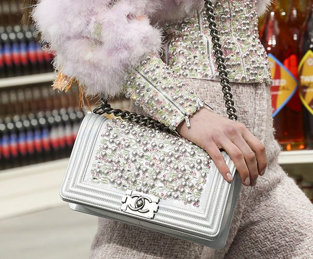Chanel Fall 2014 Handbags