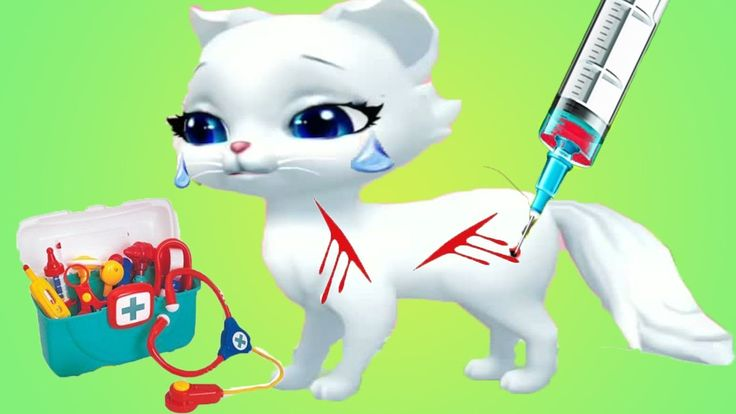 Fun Little Animals Care   Pet Doctor Kids Game ER Pet Vet   Video For Ki...