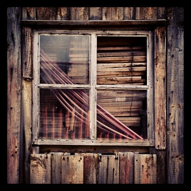 Just a old window..