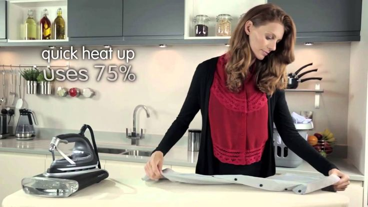 Morphy Richards Redefine Vapocare Iron