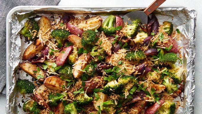 Glutenfrei, unglaublich einfach Rezept für Hühnchen und Brokkoli – BettyCrocker.com   – Chicken dishes