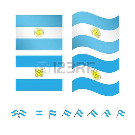 Banderas de la Argentina