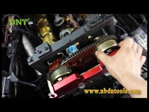 How to set timing for BMW M52?DNT Tools