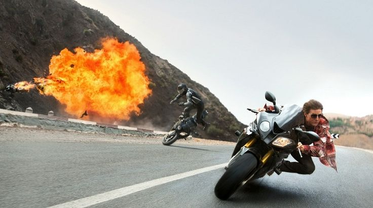 Official Trailer Mission Impossible Rogue Nation: IMF vs Anti-IMF