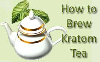 How To Make Tea Bags   How to Make Kratom Tea - A step by step guide by We Love Kratom (tea!)