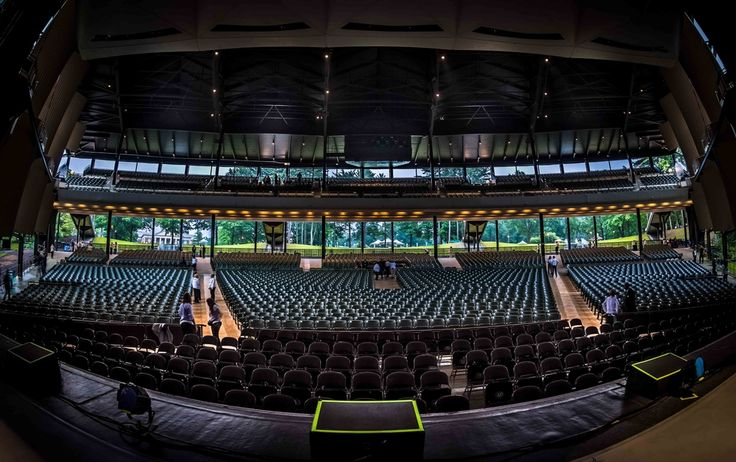 The Theater at Saratoga Performing Arts Center #SPAC http://www.saratoga.org/visitors