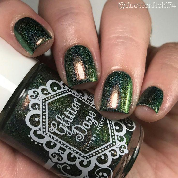 Glitter Daze - Asylum (HHC Sept. 2017)