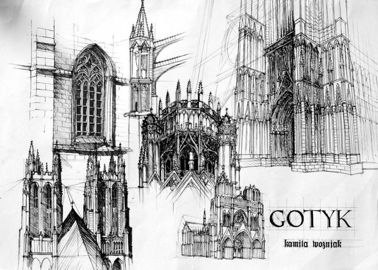 Just For Practice Gothic Details