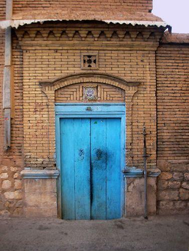 Blue Door. Iran | by Kombizz & 97 best Iranian / Persian (İran) doors images on Pinterest ... Pezcame.Com