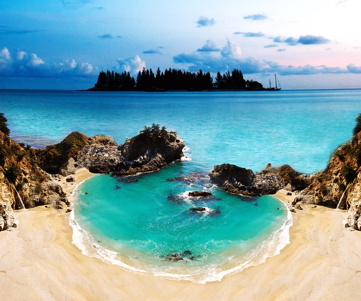 WoWzeRs Penny!: Blue Bays, Beaches, God Beautiful, Favorite Places, Wowzer Pennies, Hammocks, Beautiful Work, Islands, Natural Natural