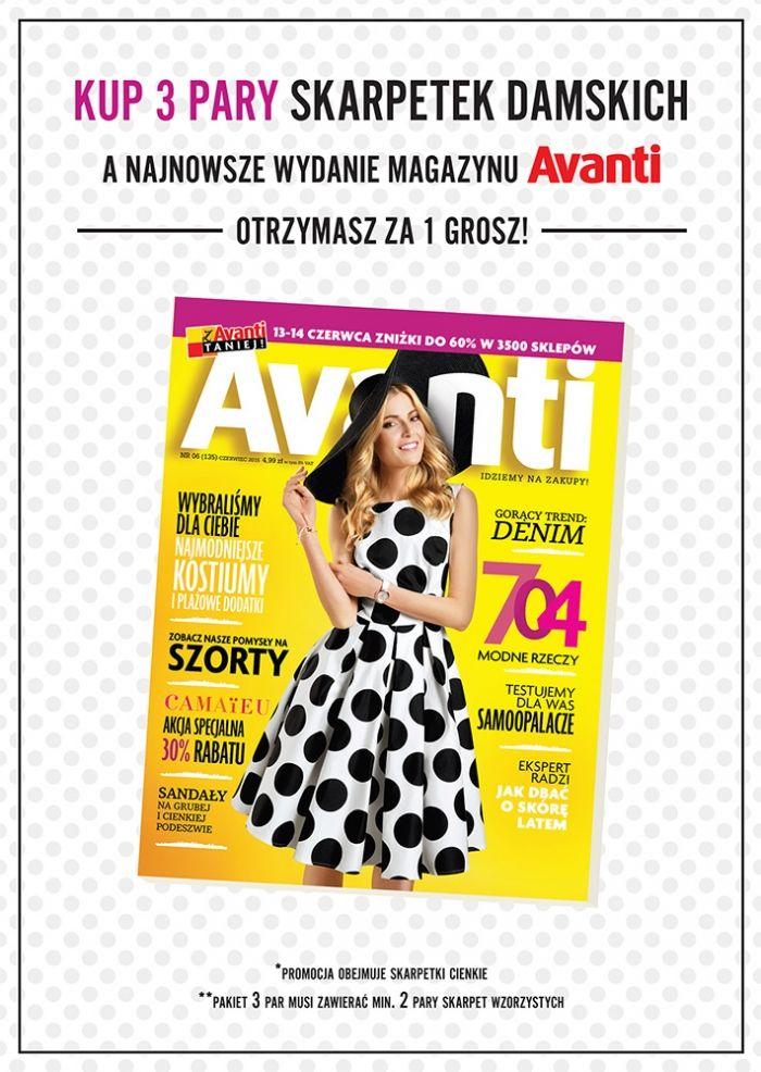 GATTA: skarpetkowa akcja z magazynem AVANTI