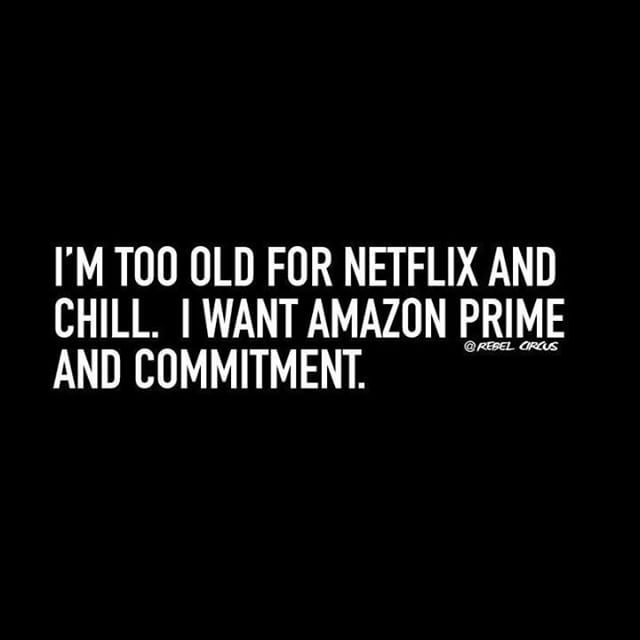 Amazon prime and commitment