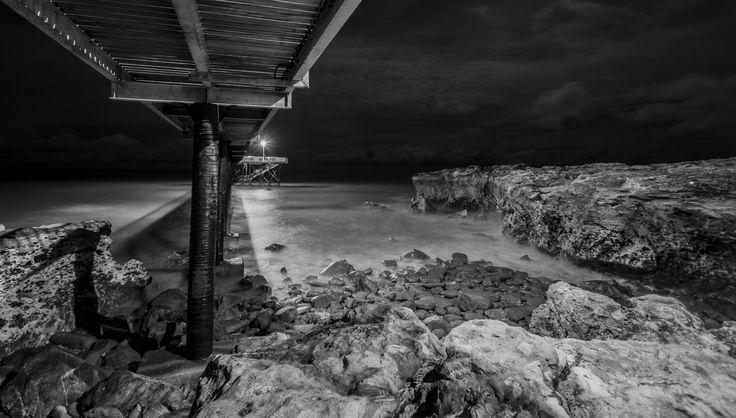 Under Nightcliff Jetty by Heather Provan / 500px